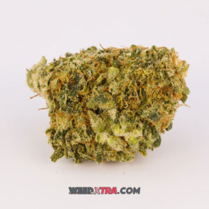 Allen Wrench strain is a mostly sativa cross between potent sativa Trainwreck and landrace-derived hybrid NYC Diesel. With a simultaneously fruity and sour bouquet, this strain is sure to leave an impression on the palate but it's primarily known for its ability to ratchet up users' higher-order thinking and to inspire creativity.
