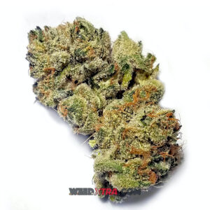 Banana OG Kush Marijuana is an indica-dominant cross of OG Kush and Banana. With Smell and flavor of overripe bananas, Patients treating muscular pain, appetite loss, and insomnia may benefit from Banana OG