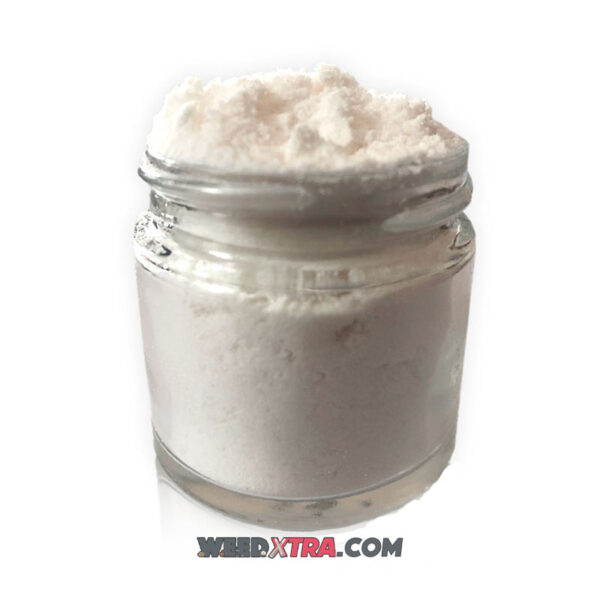Bulk CBD isolate is a fine white powder containing 99% pure CBD made from pure industrial hemp oil extracted from mature stalks of the plant
