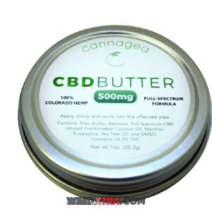 CBD Body Butter Body is an extra-thick skin moisturizer, soothe and heals, Infused with 100% hemp-derived CBD & made with plant-based oils 500mg Full Spectrum CBD Butter offers a luxurious body butter packed with 500mg of our incredible CBD.