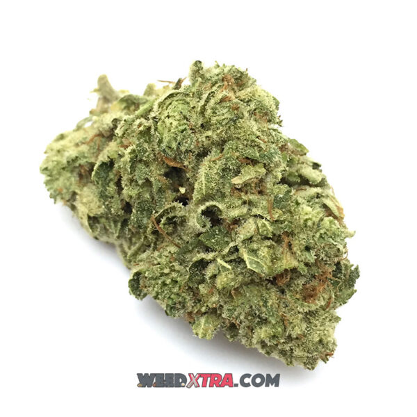 """Gorilla Glue #4 Strain is a potent hybrid strain that delivers heavy-handed euphoria and relaxation, leaving you feeling """"glued"""" down."""