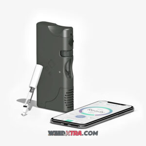 Gofire Inhaler Vape Pen technology enables the controlled dose consumption of vaporizing weed concentrates efficiently. Gofire inhaler on sale