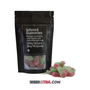 Buy Cherry Blasters 200mg THC with the same deliciousness just medicated for your healing pleasures. Cherry Blasters come loaded with THC